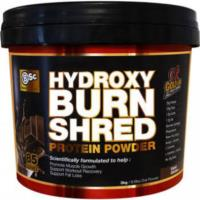 Bsc Hydroxy burn shred protein 3kg-only $129.95