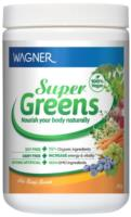Wagner Super Greens Powder Acai Mango 263g- 75% ORGANIC