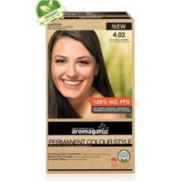 Aromaganic 4.02 Rich Cocoa Chestnut Hair Colour - 100% NO PPD