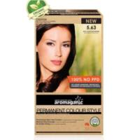 Aromaganic 5.63 Rich Chocolate Brown Hair Colour - 100% NO PPD