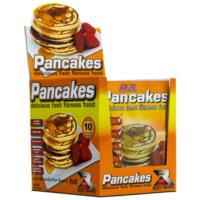 Body Ripped Protein Powder Pancakes - Box of 10 single serve
