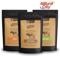 NUTRA ORGANICS - ORGANIC GRASS FED BONE BROTH POWDER 100g - ALL FLAVOURS