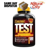 MUTANT TEST 180 CAPS TESTOSTERONE BOOSTER