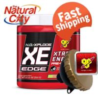 BSN No Xplode XE Edge 30serves- More Pump. No Crash- Free BSN Funnel