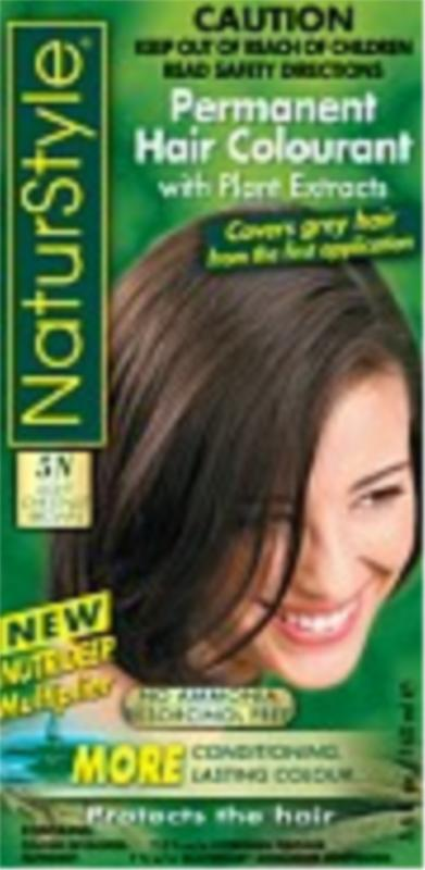naturstyle hair colour instructions