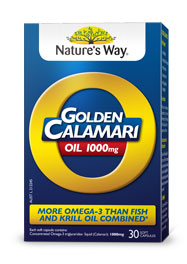 Nature S Way Golden Calamari Oil