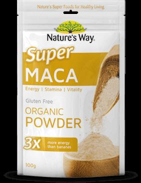 Nature S Way Super Foods Maca Powder G