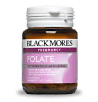 Blackmores Folate ( Folic Acid) 500mcg 90tabs-GST FREE