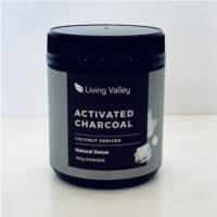 Living Valley Charcoal powder activated 100g