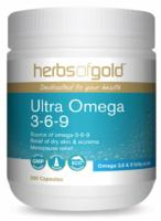 Herbs of Gold Ultra Omega 369 200capsules