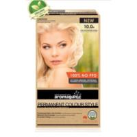 Aromaganic 10.ON Ultra Light Blonde (Natural) Hair Colour - 100% NO PPD