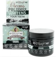 My Magic Mud Whitening Tooth Powder with Activated Charcoal 30g