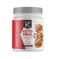 KETO MEAL REPLACEMENT 575g BY KETOLOGIC -FREE SHIPPING